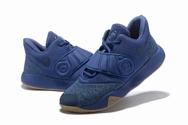 Nike KD Trey 5 VI Shoes Dark Blue